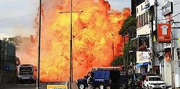 外媒?#26680;?#37324;兰卡发生三起爆炸