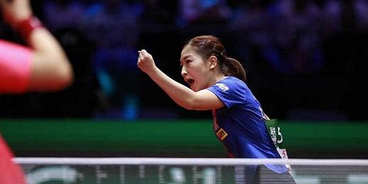 六?#26410;?#36827;四强,刘诗雯终获世乒赛女单冠军