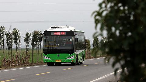 四部委:2020年起采取以?#36125;?#34917;方式支持新能源公交车运营
