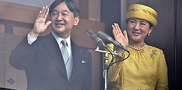 日本德仁天皇会见的首位外国大使来自中国,未借助翻译畅谈25分钟