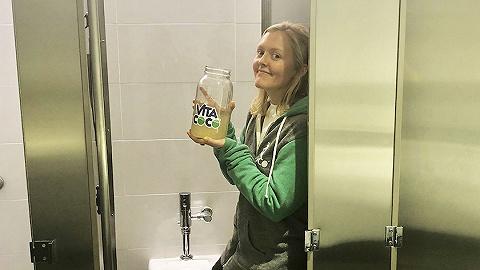 "Vita Coco椰子水在Twitter上给讨厌它的人""发尿?#20445;?#24590;么想的?"