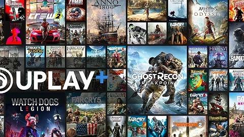 育碧推出PC游戲訂閱服務:9月上線,每月15美元