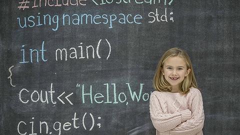 在线学编程也需要纸质书,少儿编程逐?#38454;?#21521;正规化