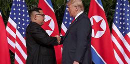 特朗普突然宣布访韩,还邀金正恩在朝韩边界见面:只想问个好