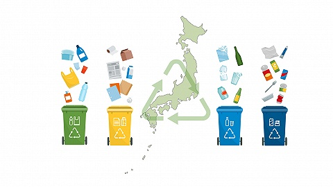 数据   日本如何把垃圾产量降下去,靠收费