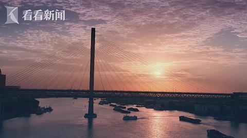 航拍上海丨?#32622;?#21448;燃!这样的闵?#24515;?#19981;一定见过