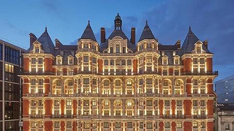 融合自然与历史的现代设计,整修后的伦敦海德公园文华东方酒店重新开业