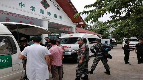 老挝车祸参与救援医生转述:幸存者回忆危急时刻如何脱险