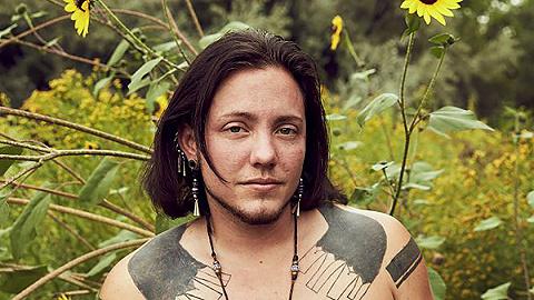 跨性别者肖像:男子气概与身份认同