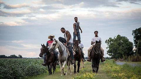 被遗忘的美国西部黑人牛仔