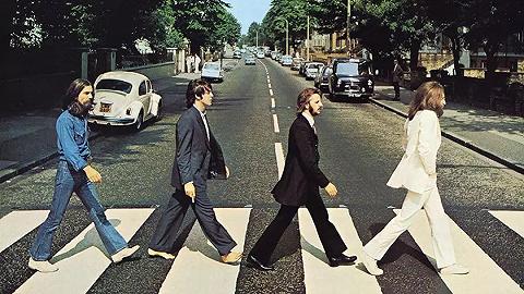 """摄影与音乐:""""披头士""""时代的影像记忆"""