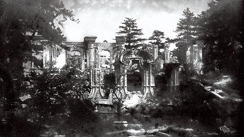 【專訪】清朝法國外交官,拍下了被毀前的圓明園,改變了攝影史和建筑史