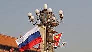 習近平同俄羅斯總統普京就中俄建交70周年互致賀電