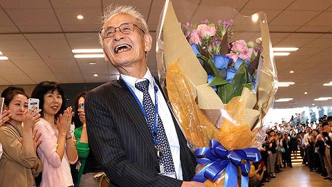 """諾獎得主""""鋰電池先驅""""吉野彰:如果沒選化學,他也許會去考古發掘"""