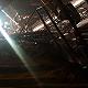 江蘇無錫高架橋坍塌,現場拉起爆破警戒線