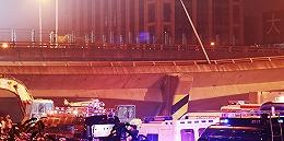 江苏无锡高架桥侧翻致3死2伤,初步调查原因为超载,设计方或是中设股份