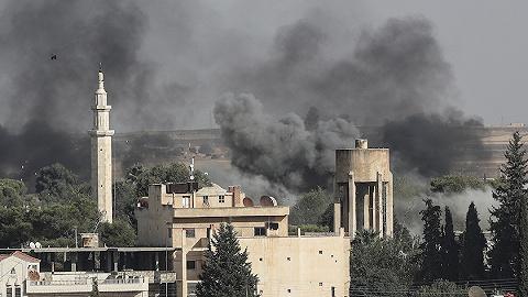 土耳其横扫叙北部逾200库尔德士兵被杀,俄罗斯伊朗等待入场时机