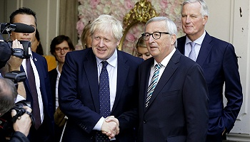英國與歐盟達成新協議,脫歐進入沖刺階段