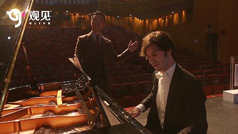 【專訪】西班牙鋼琴家馬里奧:希望中西音樂相互融合和借鑒,讓中國古典音樂傳播到更遠