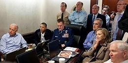 """杀死本·拉登和巴格达迪时这两张照片,透露出10个美国""""秘密"""""""