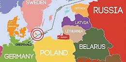 """俄德""""北溪-2""""终获丹麦批准,扫除最后障碍普京点赞"""