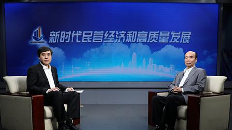 """李义平谈民营经济发展:证明了""""中国模式""""是成功的"""