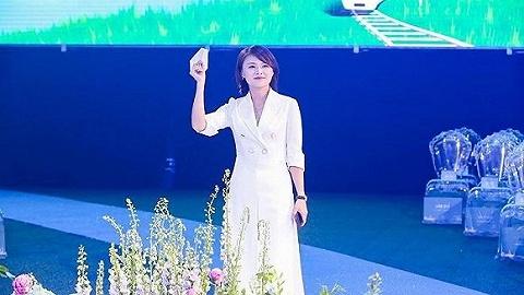 融信拆分事业部,余丽娟就任总裁后最大调整落地