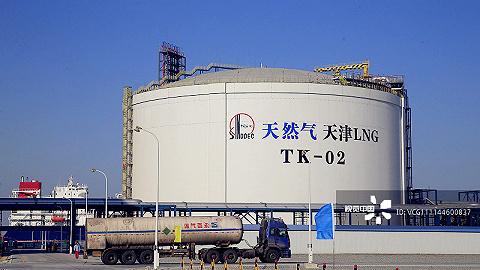 中石化天津LNG站二期工程阶段性投产,将成为全国最大站