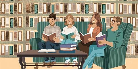 为了多读书,你都做了哪些努力?