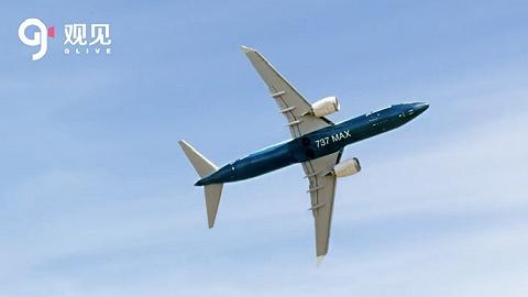 波音宣布2020年1月暫停生產737MAX