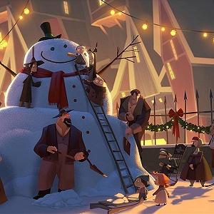 克劳斯:圣诞节的秘密