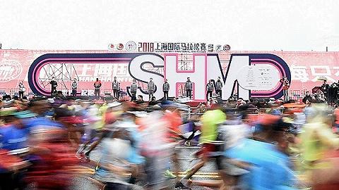 """中国马拉松正向冰天雪地""""导热"""""""
