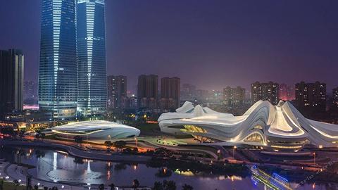 """冲击2000亿规模,中国金茂要发力""""造城"""""""