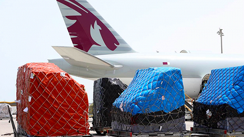 卡塔尔航空宣布使用全球航线网络为我国运送防疫物资