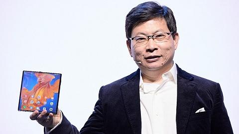 快看 | 华为发布新一代折叠屏手机MateXs,售价2499欧元起