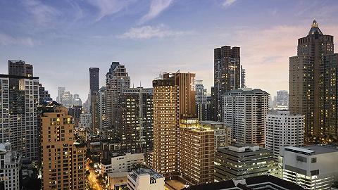新酒店|苹果零售店设计团队操刀,这家全新奢牌酒店曼谷亮相
