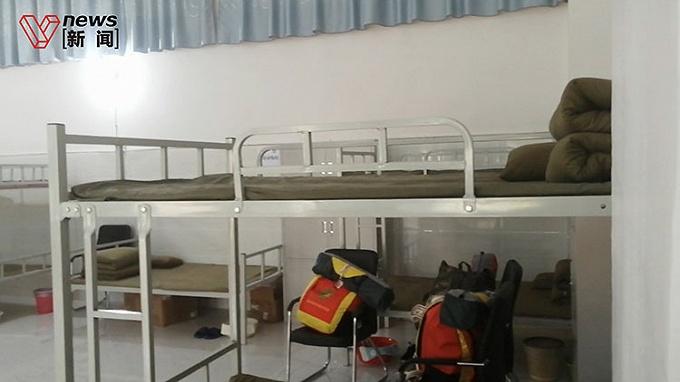 探访西昌火灾扑火队营房:21张床位空了