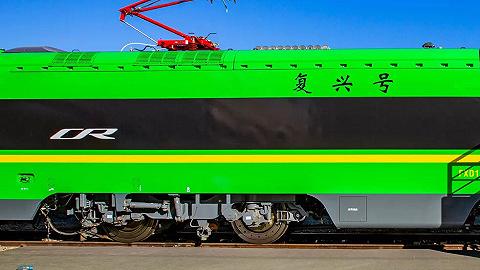 """""""绿巨人""""CR200J动车将跑上中老铁路,昆明直达老挝首都"""