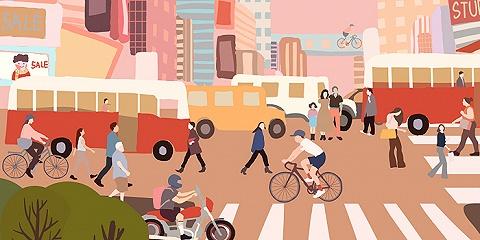 哪些特質,會讓你對一座城市有好感?
