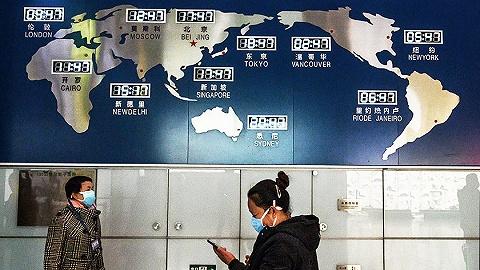【圖集】旅行受限,航班停飛:地球的上空安靜了