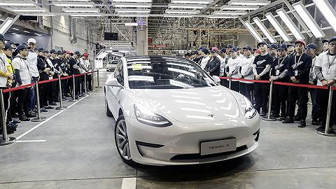 特斯拉中國:6月可實現周產4000輛,一期工廠實際年產量將超過設計產能