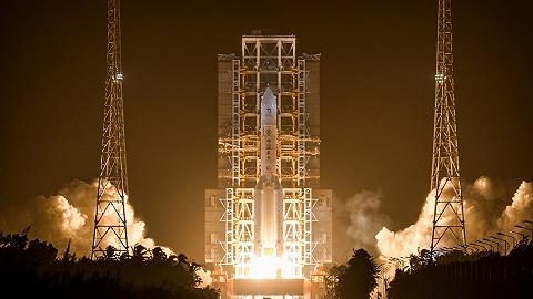 嫦娥五號奔赴月球,開啟中國首次地外天體采樣返回之旅