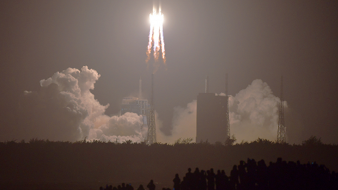 十年鑄器,嫦娥五號這些年