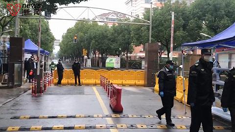 """上海民警""""變身""""社區志愿者,解決自家隔離小區生活難題"""