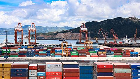 中國八大港口外貿集裝箱吞吐量回升,仍有大量集裝箱滯留海外