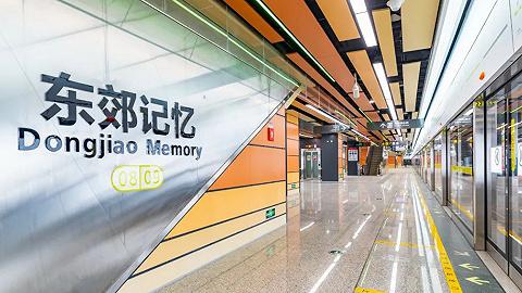 成都地鐵新開5條線,里程超過深圳升至全國第四