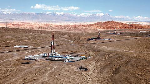 塔里木油田年油氣產量破3000萬噸