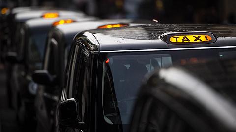 中國出租車的新戰爭