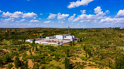中石油國內油氣當量產量首次突破2億噸