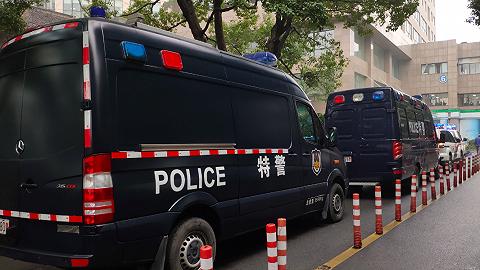 浙醫一院發生疑似爆炸物爆燃事件,多人受傷